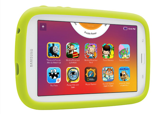Galaxy Tab 3 Disulap Jadi Samsung Kids