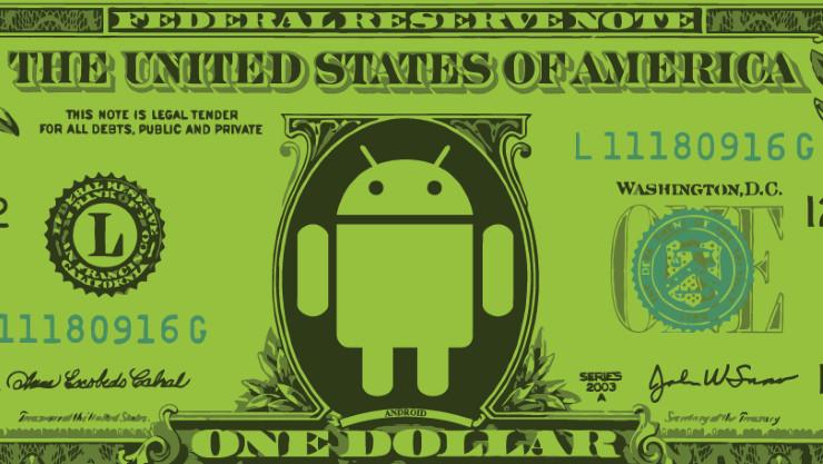Harga Minimum Aplikasi Android di Indonesia Turun