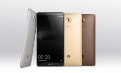 Huawei Mate 8 Dapatkan Pembaruan Keamanan Februari