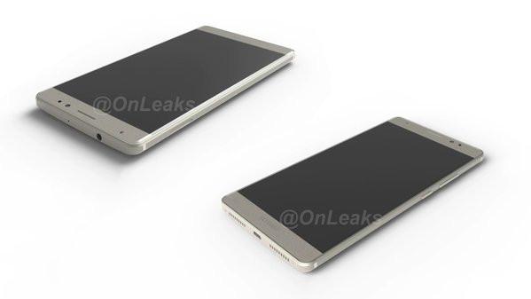 Inikah Wujud Huawei Mate 8 1