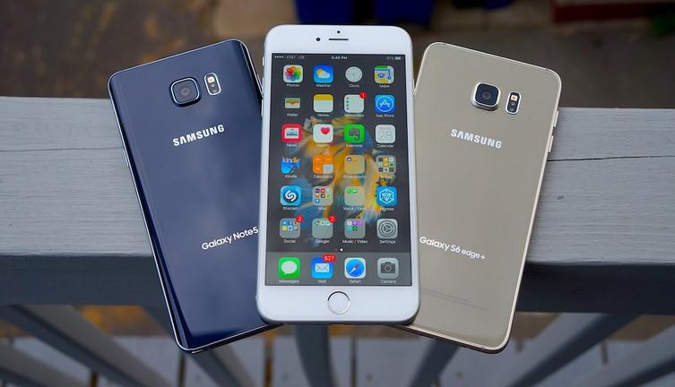Konsumen Rusia Bisa Dapat Diskon Samsung Galaxy S6 Edge+ & Galaxy Note5 Jika Tukarkan iPhone Mereka