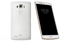 LG G4 White-Gold Edition Meluncur di Korea Selatan