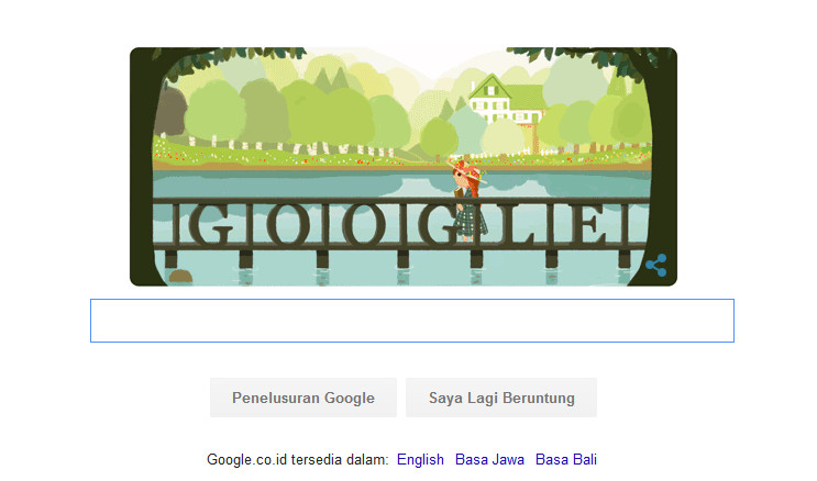 Animasi Lucy Maud Montgomery di Google Doodle, Siapa Dia?