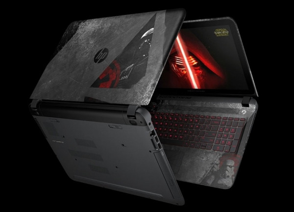 Notebook HP Star Wars Special Edition Hadir di Indonesia Bulan Ini