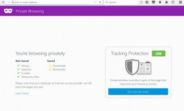 Private Browsing di Mozilla Firefox Tawarkan Tracking Protection