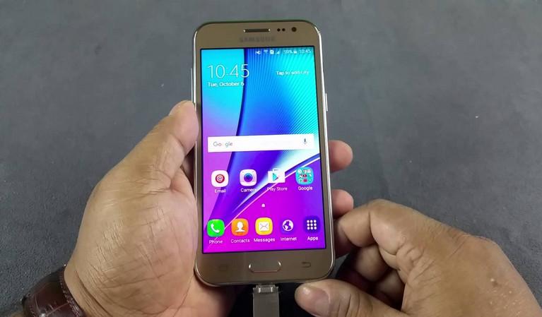 Samsung Galaxy J2 Akhirnya Diresmikan di Indonesia