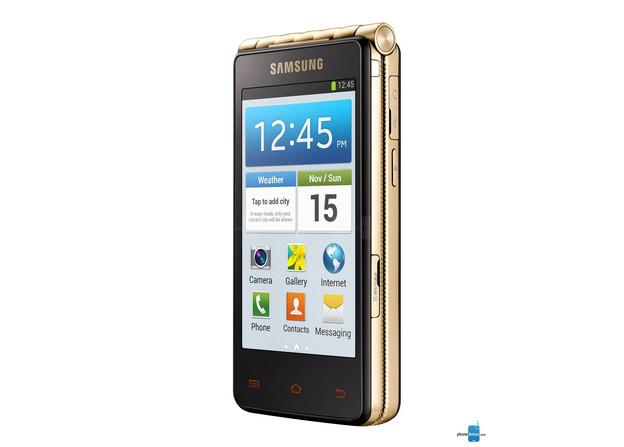 Samsung Siapkan Galaxy Golden 3, Ponsel Flip Berkelir Emas