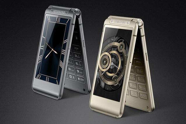 Samsung Siapkan Ponsel Clamshell Berotan Exynos 8890