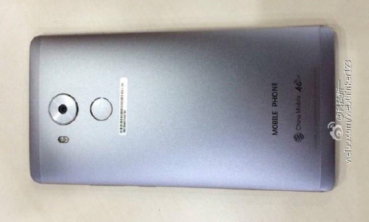 Sisi Belakang Huawei Mate 8 Terlihat Dalam Gambar Bocoran