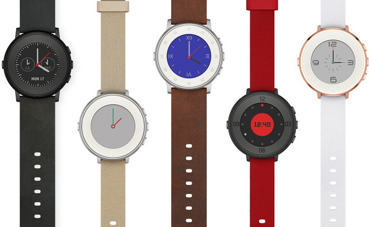 Smartwatch Pebble Time Round Akan Diluncurkan 8 November