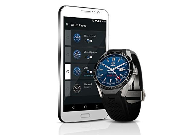 TAG Heuer Connected, Smartwatch Mewah Bertenaga Android Wear Diluncurkan