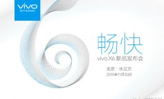 Vivo X6 Akan Dirilis 30 November