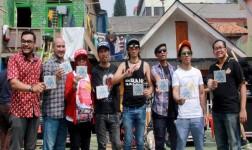 Merakyat, Slank Rilis Album Baru Berjudul 'Restart Hati' di Perkampungan Padat Penduduk