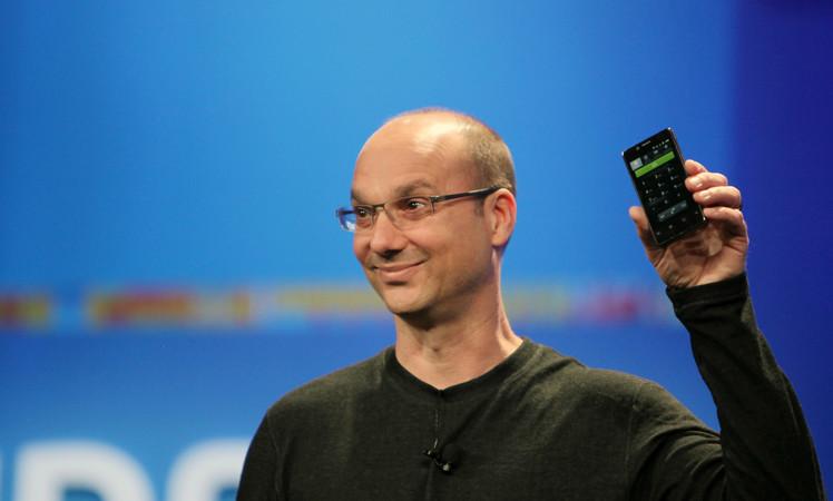 Pembuat Android Bikin Perusahaan Ponsel