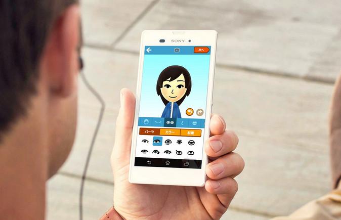 Aplikasi Chatting Miitomo
