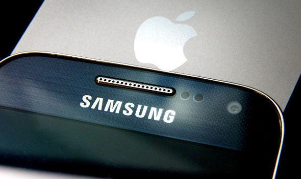 Apple vs Samsung - Ilustrasi 2
