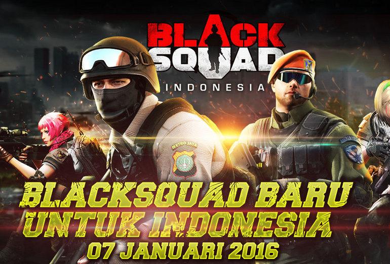 Gemscool Hadirkan Brimob dan Paskhas di Black Squad Indonesia