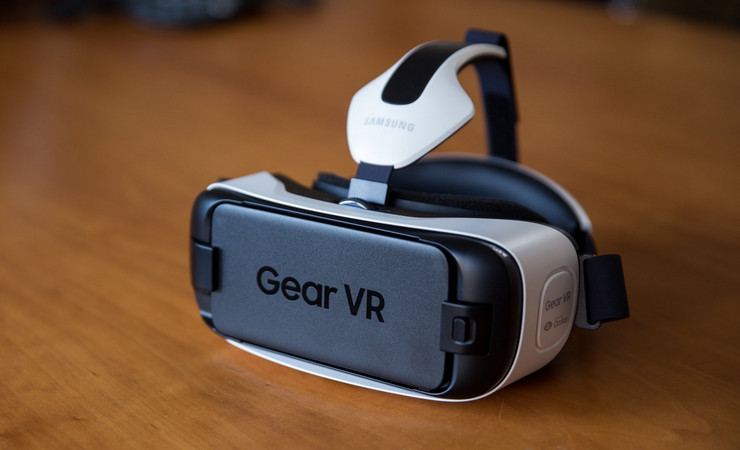 Gear VR Samsung Galaxy S6