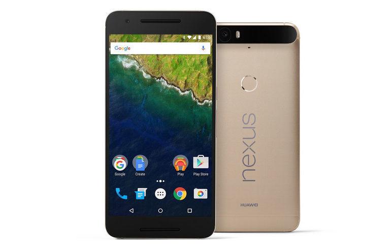 Edisi Spesial Huawei Nexus 6P Dengan Warna Emas Tiba di Jepang