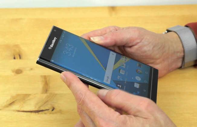 Kedatangan Blackberry Priv ke Indonesia