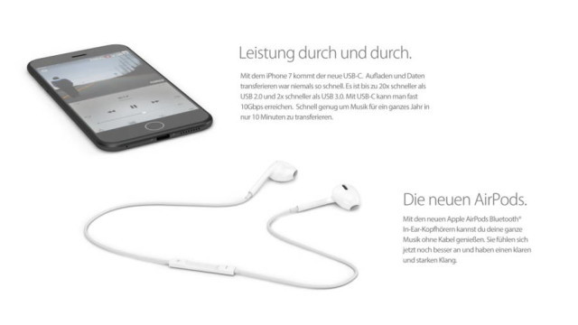 Ini Konsep iPhone 7 Tanpa Headphone