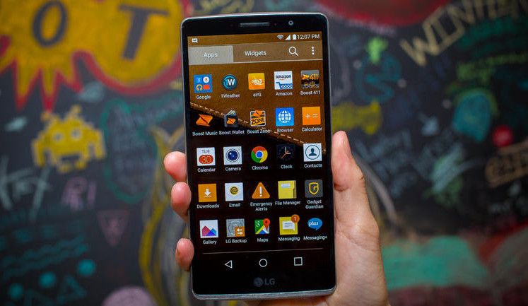 LG G Stylo Terima Update Android 6.0 Marshmallow