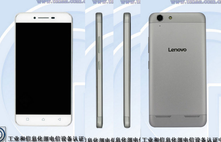 Lenovo P1 Mini Muncul di TENAA Pakai Bodi Logam