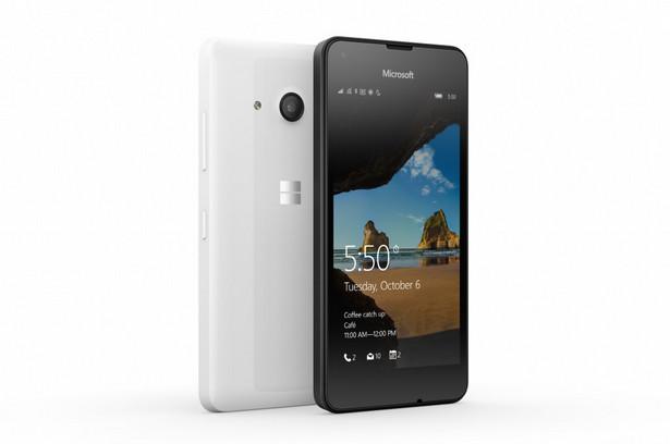 Microsoft Lumia 550 diresmikan