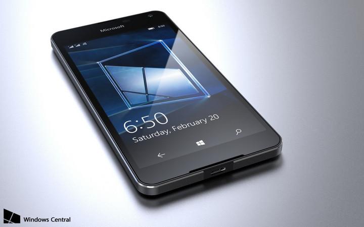 Microsoft Banderol Lumia 650 Seharga Rp 3 Juta?