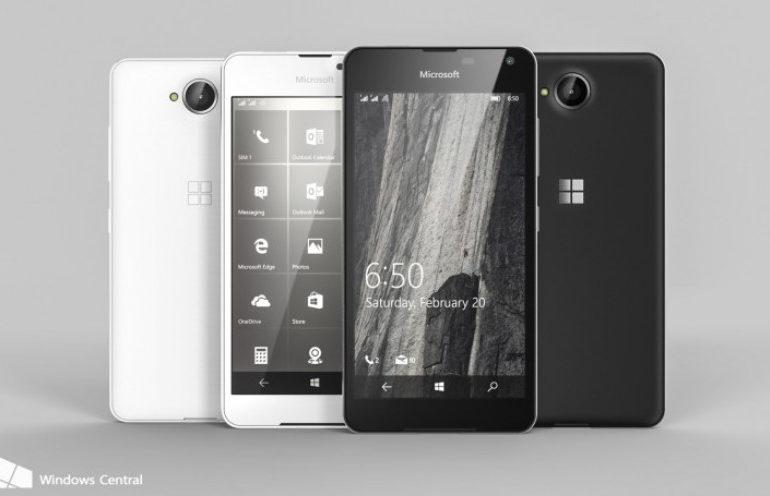 Microsoft Lumia 650 Menampakkan Diri Lagi