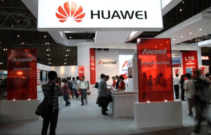 Penjualan smartphoone Huawei 2015