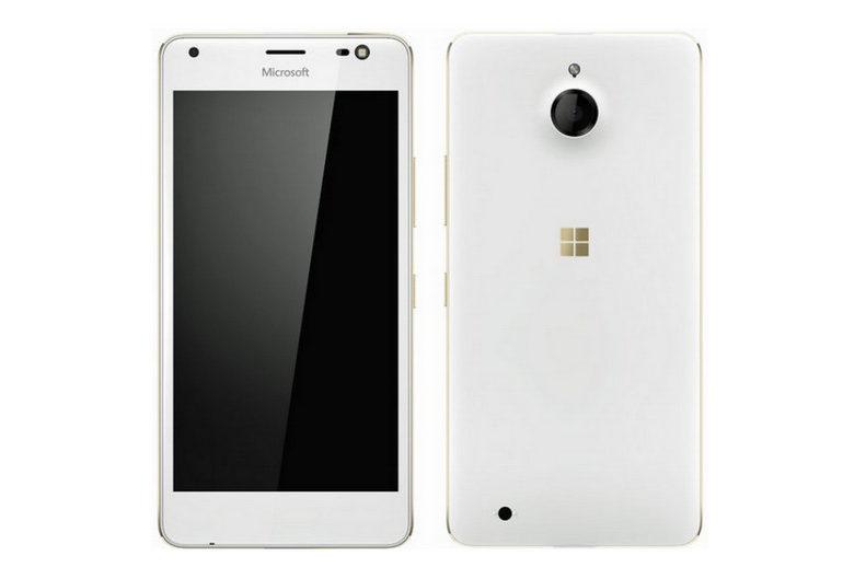 Wujud Lumia 850 Terlihat Lebih Jelas Dalam Bocoran Render