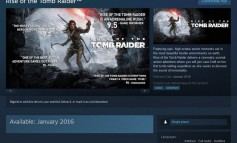 Steam: Rise of the Tomb Raider Untuk PC Bakal Tiba Januari 2016