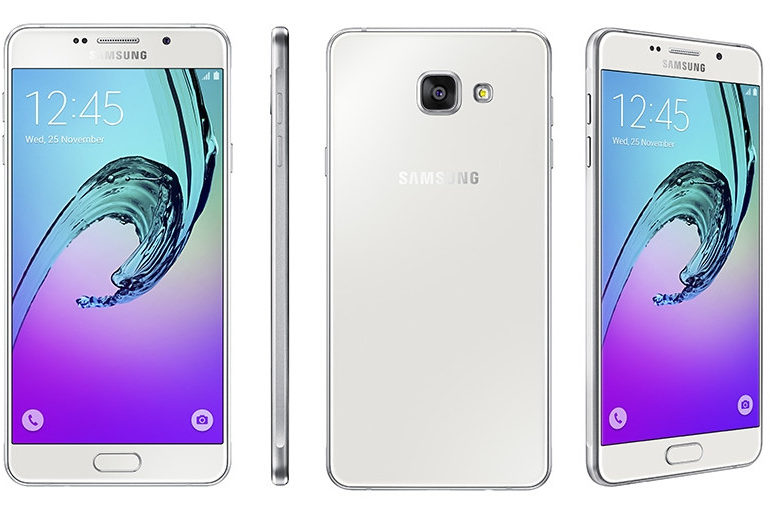 Samsung Galaxy A7 (2016) Diluncurkan, Ini Spesifikasi Barunya
