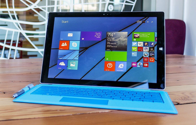 Tablet Microsoft - Surface Pro 4