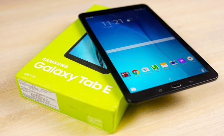 Tablet Samsung Galaxy Tab E 8.0
