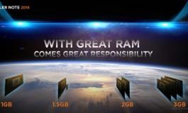 Lenovo K4 Note Dikonfirmasi, Bawa RAM 3GB