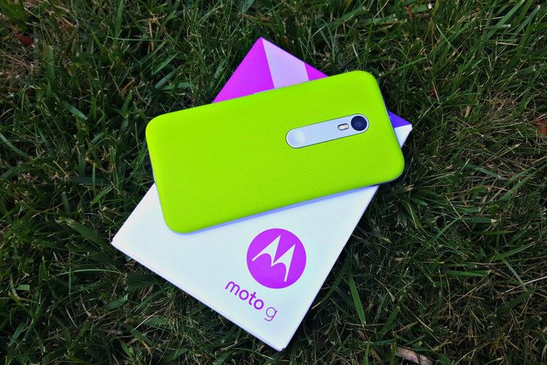Update Marshmallow Untuk Motorola Moto G Generasi Ketiga Pun Akhirnya Tiba
