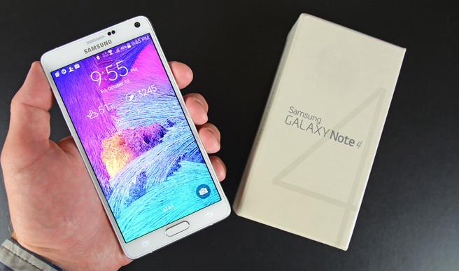 Update Android Marshmallow Untuk Samsung Galaxy Note 4 Bergulir di Hungaria