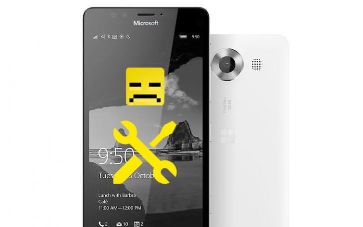 Update Microsoft Lumia 950