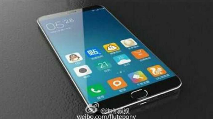 Xiaomi Mi 5 bezel minimalis