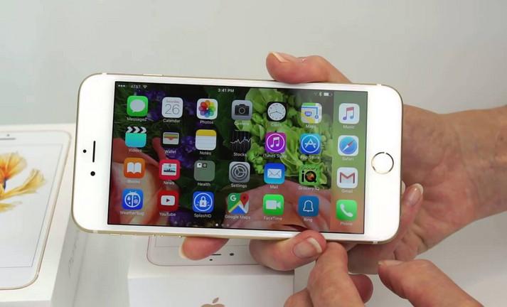 iPhone 6s dengan chipset Apple A9 pun masih menggunakan PowerVR untuk GPU-nya