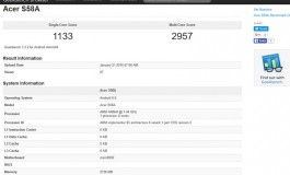 Acer Jade Primo Bakal Punya Saudara Kembar Bertenaga Android