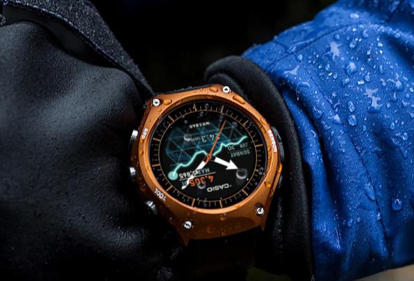 Casio Luncurkan Smart Outdoor Watch WSD-F10, Smartwatch Tangguh Bertenaga Android Wear