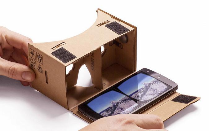 Google Bentuk Divisi Khusus Untuk Virtual Reality