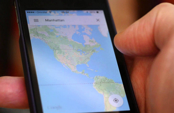 Google Maps 9.19 Tambahkan Fitur Diving Mode