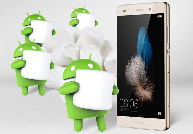 """Huawei P8 Lite Juga Jadi """"Objek"""" Uji Coba Android 6.0 Marshmallow Beta di Eropa"""