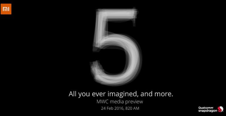 "Hugo Barra: Xiaomi Mi 5 Bakal ""Manggung"" di MWC 2016"