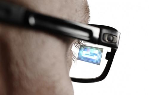 Intel Bikin Kacamata Pintar Untuk Olahraga