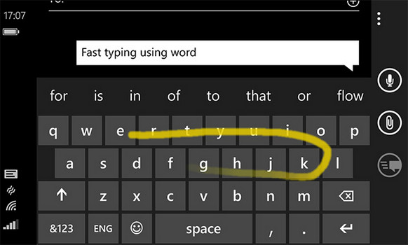 Keyboard World Flow Milik Microsoft Bakal Hadir di Android dan iOS